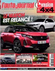 L'AUTO JOURNAL ÉVASION & 4X4