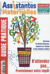 ASSISTANTES MATERNELLES MAGAZINE