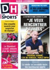 DH LES SPORTS - LA DERNIÈRE HEURE LES SPORTS (BEL)