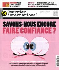 COURRIER INTERNATIONAL