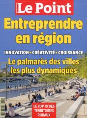 LE POINT HS ENTREPRENDRE EN RÉGION