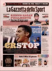 LA GAZZETTA DELLO SPORT (ITA)