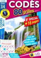 SC CODÉS LES 80 GRILLES NIVEAU 3/4