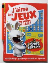 J'AIME LES JEUX HEROS