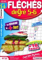 MG FLECHES DEGRES NIV 5-6