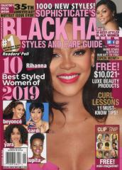 SOPHISTICATE'S BLACK HAIR (USA)