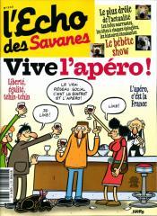 L'ÉCHO DES SAVANES