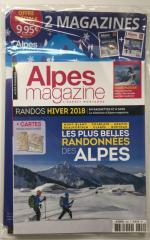 ALPES MAGAZINE + ALPES MAGAZINE THÉMATIQUE