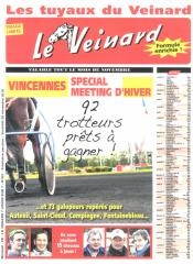 LE VEINARD - MENSUEL