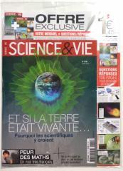 SCIENCE & VIE + SCIENCE & VIE QUESTIONS RÉPONSES