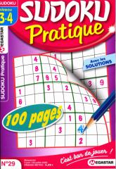 MG. SUDOKU PRATIQUE
