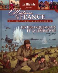 EY HISTOIRE DE FRANCE EN BANDE DESSINÉ