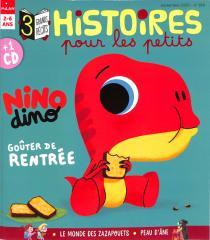 HISTOIRES POUR LES PETITS + CD AUDIO