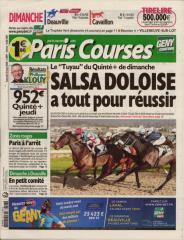 PARIS COURSES - QUOTIDIEN