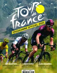 LE TOUR DE FRANCE PROGRAMME OFFICIEL
