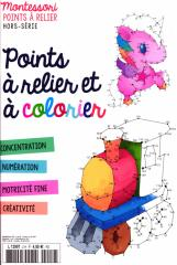 MONTESSORI POINTS À RELIER HS