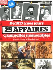 LES GRANDES AFFAIRES CRIMINELLES HS
