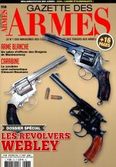 LA GAZETTE DES ARMES