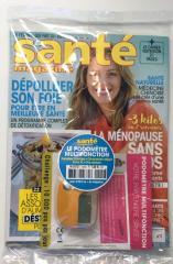 SANTÉ MAGAZINE + PDT BEAUTÉ