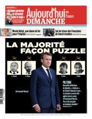 AUJOURD'HUI EN FRANCE - DIMANCHE