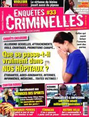ENQUÊTES CRIMINELLES
