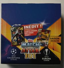 CARTES COL101 CHAMPIONS LEAGUE