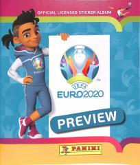PANINI OS EURO PREVIEW 2020