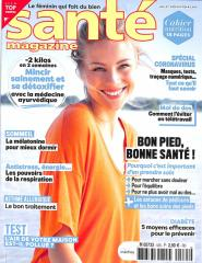 SANTÉ MAGAZINE POCHE + PARENTS POCHE