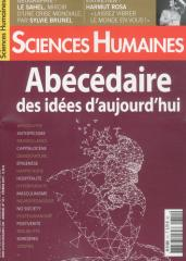 SH - SCIENCES HUMAINES
