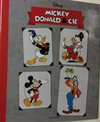 EY. CLASSEUR MICKEY & DONALD & CIE