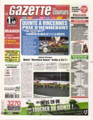 LA GAZETTE DES COURSES