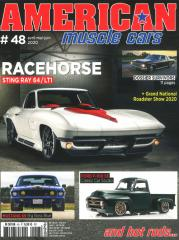 AMERICAN MUSCLE CARS