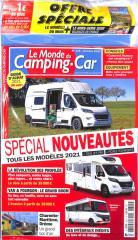 LE MONDE DU CAMPING-CAR PACK