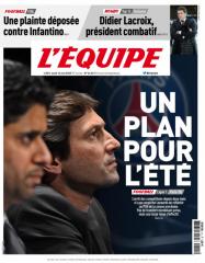 L'ÉQUIPE - MARDI / VENDREDI