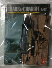EY CHARS DE COMBAT 1/43 FR