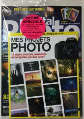 DIGITAL PHOTO + LIVRE