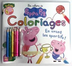 LES CAHIERS DE PEPPA PIG