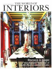 THE WORLD OF INTERIORS (GBR)