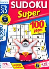 SC SUDOKU SUPER 3, 4, 5
