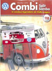 EY VW COMBI SAMBA A MONTER