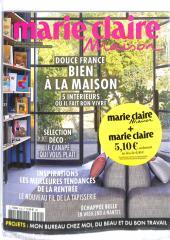 MARIE CLAIRE MAISON + MARIE CLAIRE