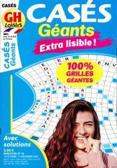 CASÉS GÉANTS EXTRA LISIBLE !