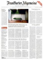 FRANKFURTER ALLGEMEINE (DEU) SEMAINE