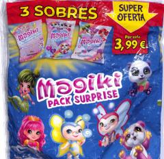 PACK SURPRISE MAGIKI