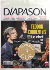 DIAPASON CD D'OR