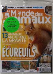 LE MONDE DES ANIMAUX + CALENDRIER