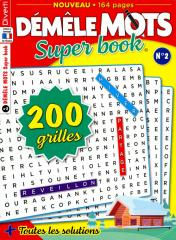 DÉMÊLE MOTS SUPER BOOK