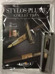 EY. STYLOS-PLUME DE COLLECTION
