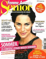 FEMME ACTUELLE SENIOR (EX: SERENGO)