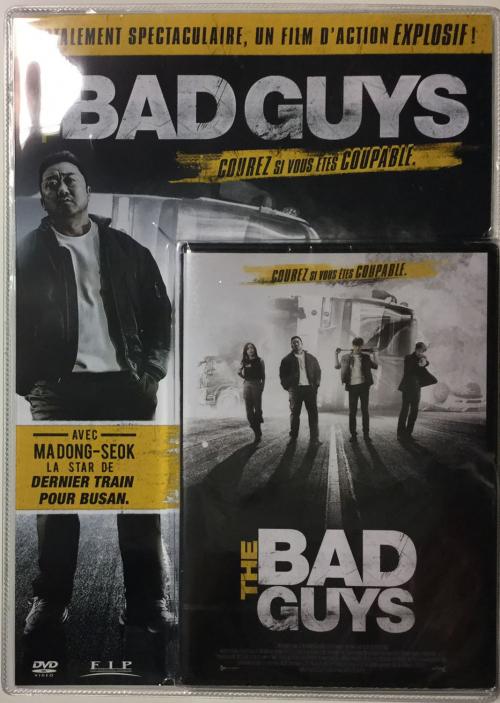 THE BAD GUYS - DVD